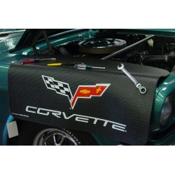 Protection d'aile CORVETTE C6