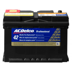 Batterie ACDELCO 48PG